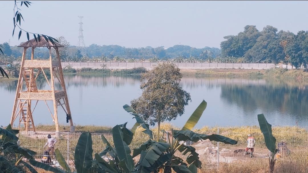 Bungursari Lake Park
